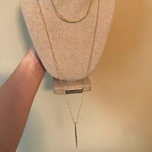 Kari Layered Necklace